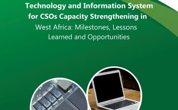 Technology and Information System for CSOs