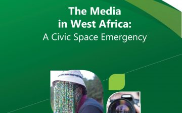 The Media in West Africa: A Civic Space Emergency
