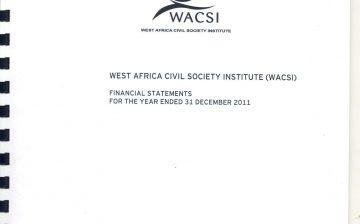 2011 Financial Report