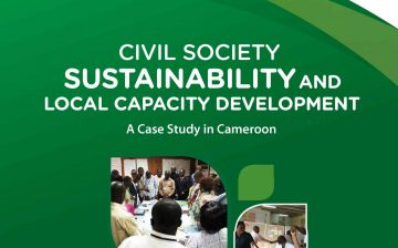Civil Society Sustainability and Local Capacity Development