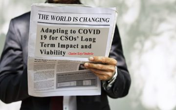 Adapting to COVID-19 For CSOs' Long Term Impact and Viability