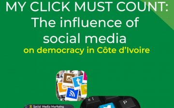 The influence of social media on democracy in Côte d'Ivoire