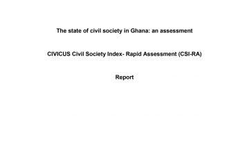 Ghana CSI-RA Report