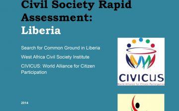 Liberia CSI-RA Report