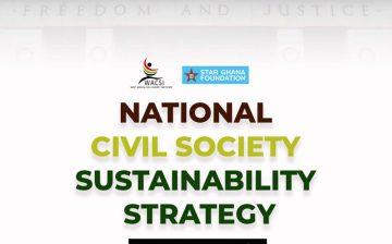 National Civil Society Sustainability Strategy