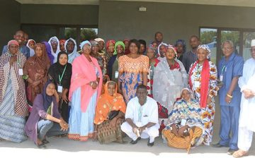 Strengthening the Capacities of CSOs to Eliminate Child Marriage in Niger