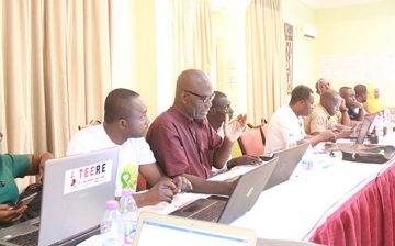 30 CSOs in Northern Ghana Equipped with Practical and Effective Communication Skills