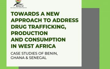 Towards A New Approach to Address Drug Trafficking