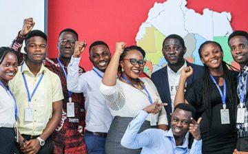 WACSI Engaged the Civic Leadership Track of 15th Cohort of YALI RLC West Africa