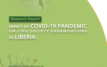 Impact of COVID-19 Pandemic on Civil Society Organisations in Liberia