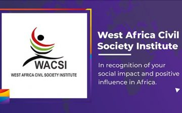 WACSI Recognised Among Top 50 NGOs in Africa