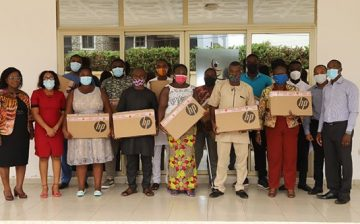 Ghana: 14 CSOs receive 42 Laptops from WACSI and Techsoup