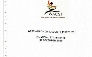 2019 Financial Report