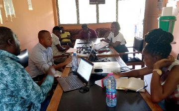CODAC Builds the Capacity of 15 Teenage girls from five Communities after taking part in Mobilising Support training