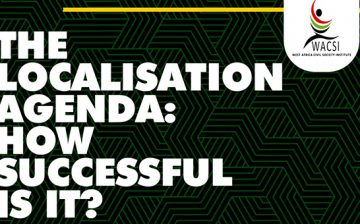 The localisation agenda: How successful is it?