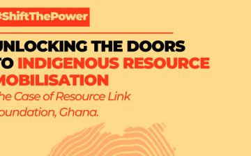 THE CASE OF RESOURCE LINK FOUNDATION, GHANA